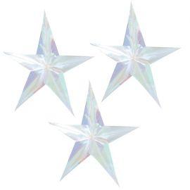 Etoiles holographiques