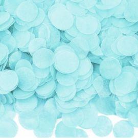 Confettis bleu