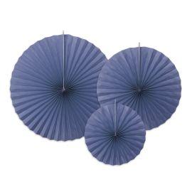 Rosaces bleues