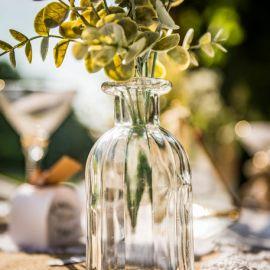Feuilles eucalyptus artificielles en bouquet