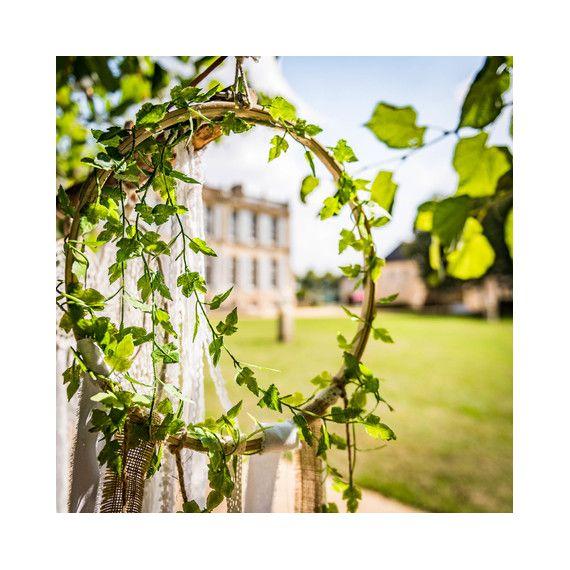 Guirlande de feuilles de lierre