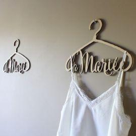 Cintres les mariés
