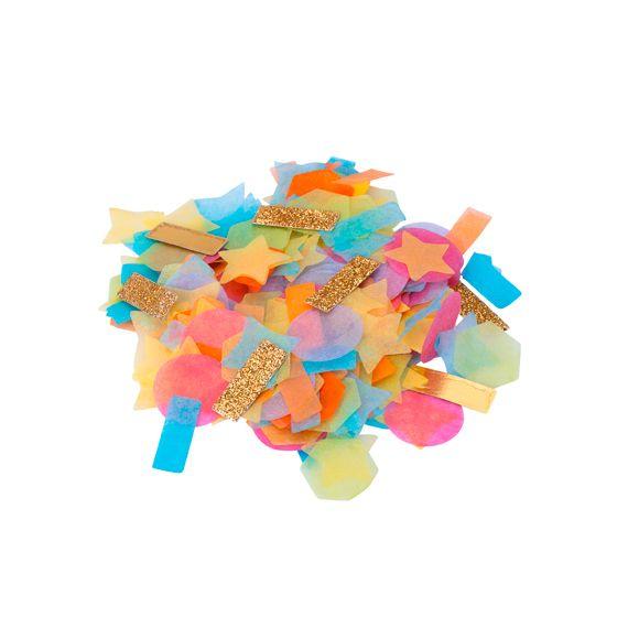 Confettis anniversaire enfant