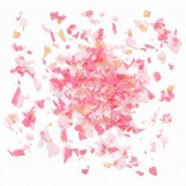 Confettis rose blush