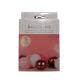 Ballons de baudruche rose, blanc, fuchsia et rose gold x40