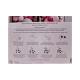 Arche de ballons fuchsia, rose et rose gold