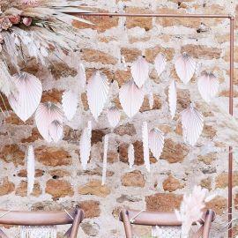 25 palmiers palm spears rose à suspendre
