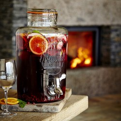 Distributeur de boisson style vintage 8 litres