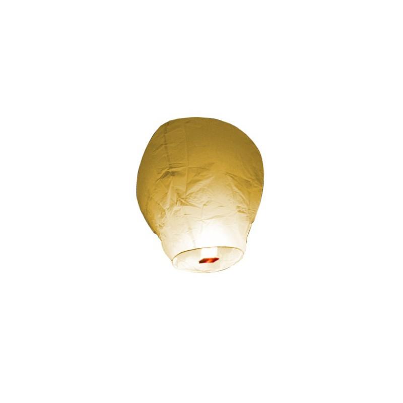 lanterne volante blanche modern confetti. Black Bedroom Furniture Sets. Home Design Ideas