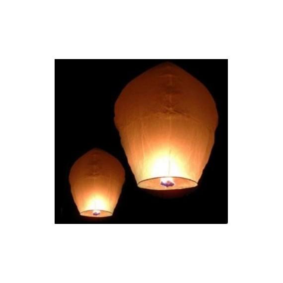 Lanterne volante - blanche