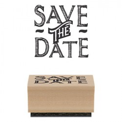 Tampon save the date