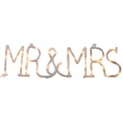 Lampe LED Mr & Mrs