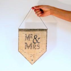 Bannière Mr & Mrs