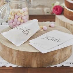 Pochettes bonbons mariage et fête