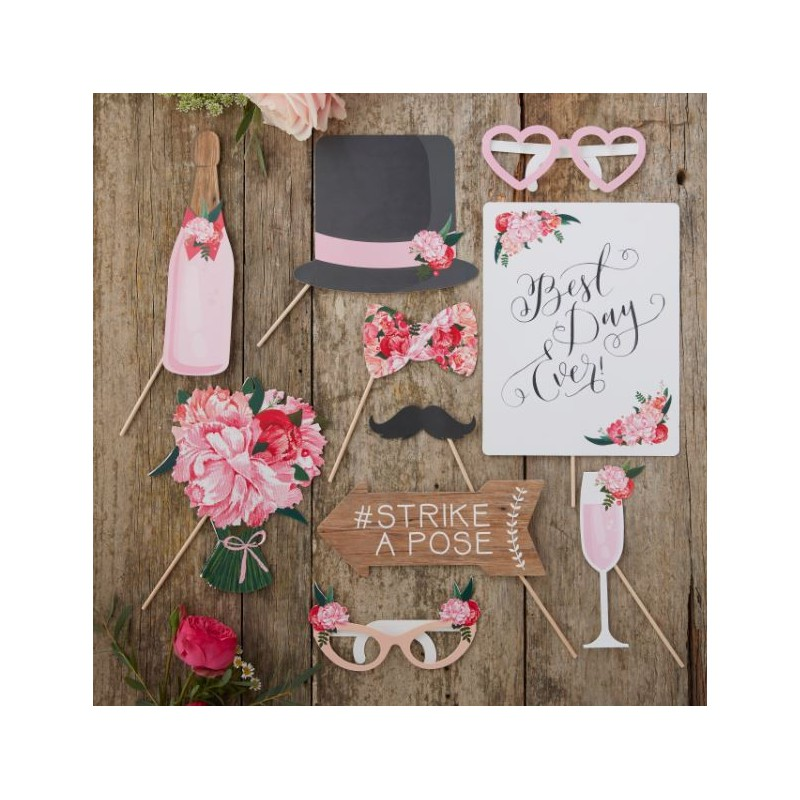 photobooth mariage modern confetti. Black Bedroom Furniture Sets. Home Design Ideas