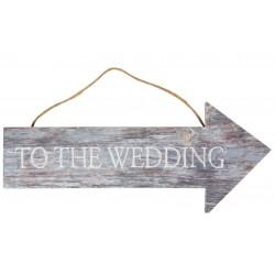 Flèche wedding