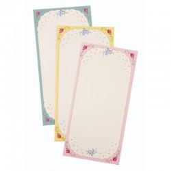 10 Cartes décorées et ses enveloppes