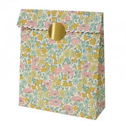 Pochettes papier liberty pastel (par 10)