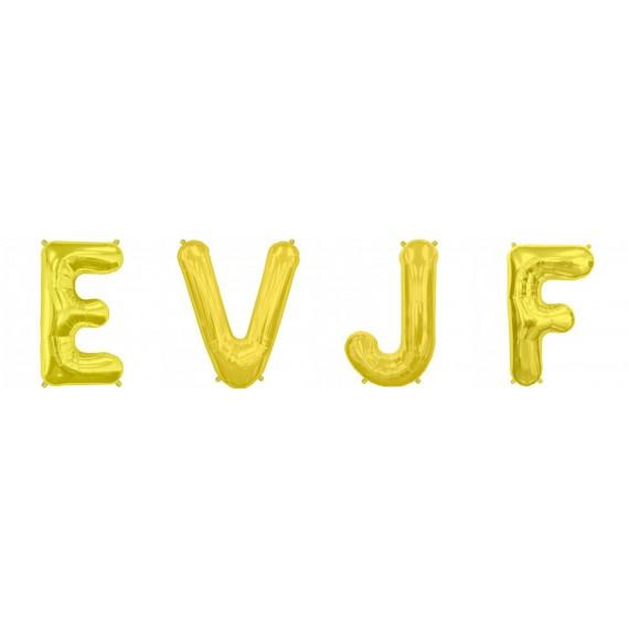 Ballons lettres EVJF - 40 cm