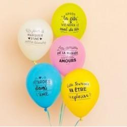 Ballons EVJF incroyable ! (par 5)