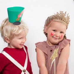 Couronnes et chapeaux anniversaire (par 8)