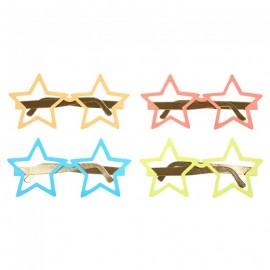 Lunettes de fête étoiles