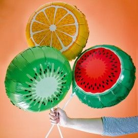 Ballons fruits