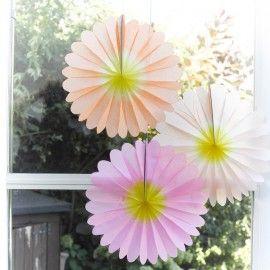 Rosaces fleurs