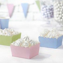 Caissettes à cupcake