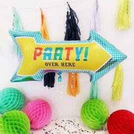 ballon original anniversaire