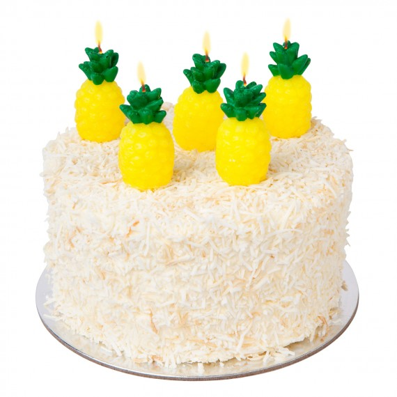 Bougies ananas