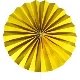 Rosace jaune