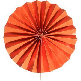 Rosace orange