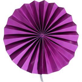 Rosace violet