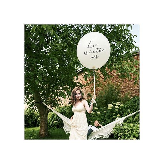 maxi ballon mariage