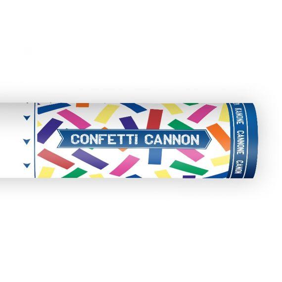 Mini canon à confettis