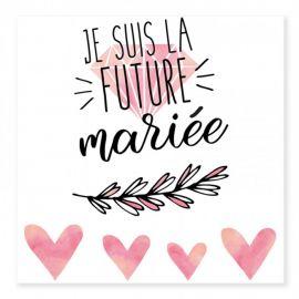 Tatouage EVJF future mariée