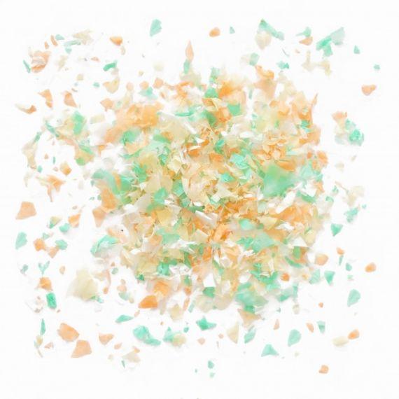 confettis vert menthe