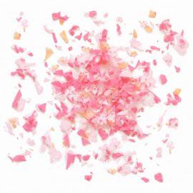 sachet de confettis rose 20 gr