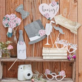 Accessoires photobooth mariage