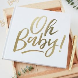 Livre d'or Oh Baby