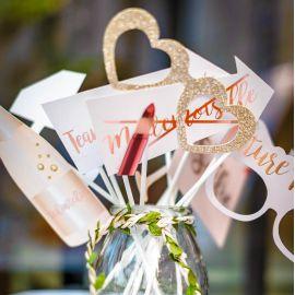 Kit photobooth mariage et evjf