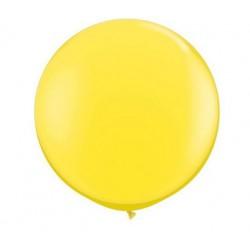 Ballon géant - jaune