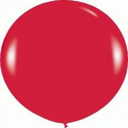 Ballon géant - rouge