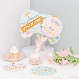 Pancartes photobooth (10 accessoires)