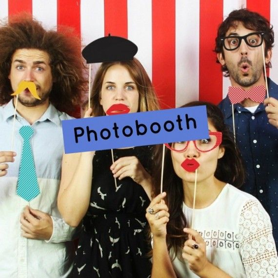 Décoration photobooth