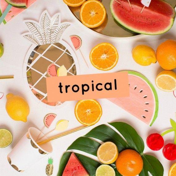 Fête tropicale